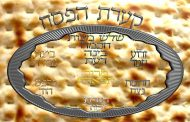 Consommer de la Matsa la veille de Pessa'h : faute ?  Rav Haym Ishay