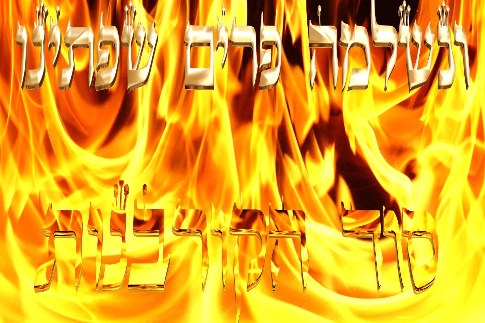 Parashat Vaykra (5776) - Yéhouda Moshé Charbit