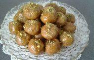 Nos recettes - FRITESHS (boules) DE MATSA AU MIEL (Pessah) - Par Lily