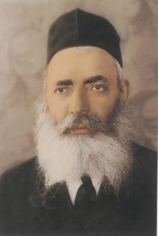 Je suis le premier - Je suis le dernier - Rabbi Yérouham dans Daat Torah
