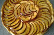 Nos recettes - Tarte aux pommes - Par Lily