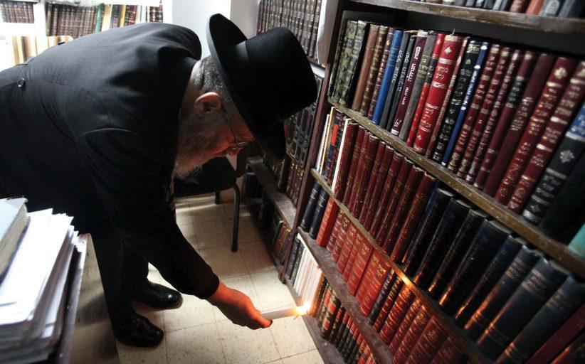 Recherche et destruction du 'Hamets Pessa'h N5. Rav David Pitoun