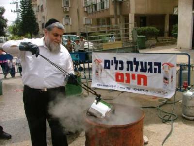 Cashérisation des ustensiles pour Pessa'h. Pessa'h N3 Rav David Pitoun
