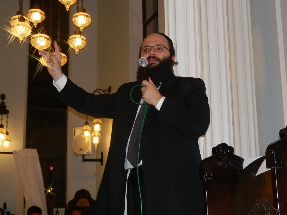 La fête des filles - Rav Haim Ishay