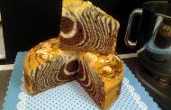 Nos recettes - Cake Zébré - par Lily
