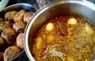Nos recettes pour Shabbath - DAFINA DE BLE