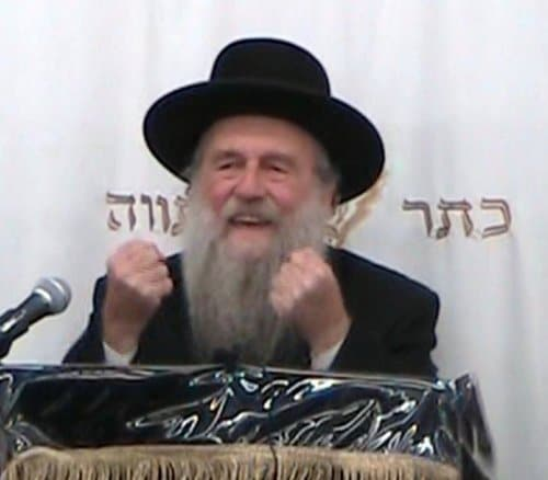 Rav Moché Shapira - Eloul - Rav Michaël Smadja