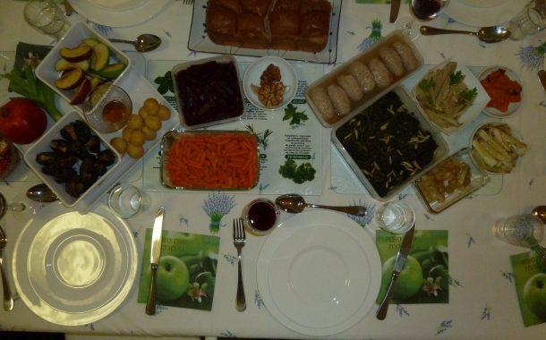 Le Seder de Roch Hachana - Halakha Yomit