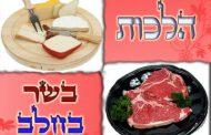 Séfer Hamitsvot Haqatsar  88. Mitsva négative 91:  Ne pas cuire de la viande dans du lait