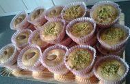 Nos recettes - Petits gâteaux aux amandes - par Lilly