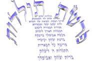 Parashat Tolédot - 5775 - Yéhouda Moshé Charbit