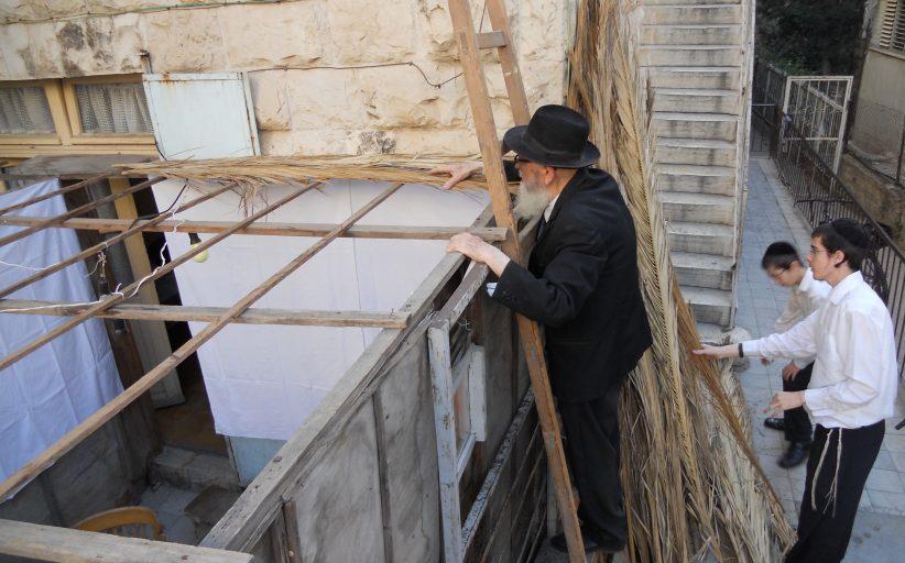 Principales Hala'hot relatives à la construction de la Soukka (Abrégé) - Rav David Pitoun