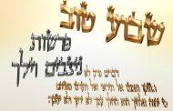 Parashat Vayélekh 5776 - Yéhouda Moshé Charbit