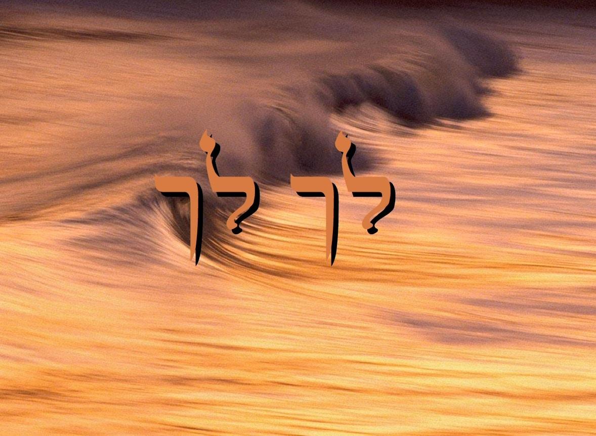 Parashat Lekh Lékha (5775) -Yéhouda Moshé Charbit