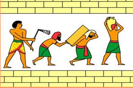 Haggada Béyad Hazaka - 19. Les Egyptiens nous maltraitèrent
