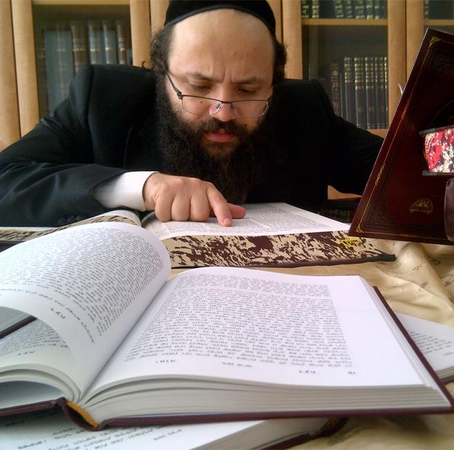 Pourim katane - Rav Haim Ishay