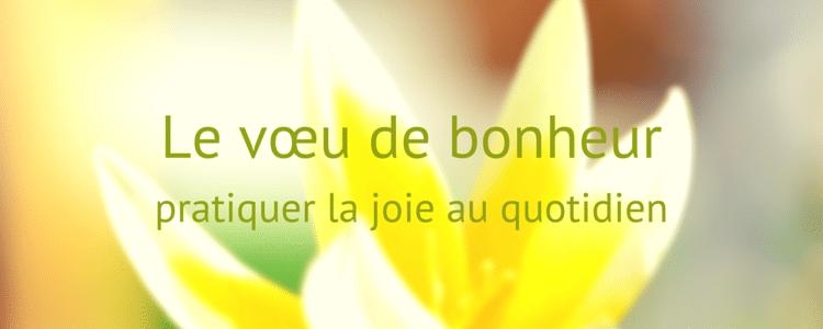 Populaire Comment cultiver la joie et le bonheur ? - Le Jardin de la Torah WS08