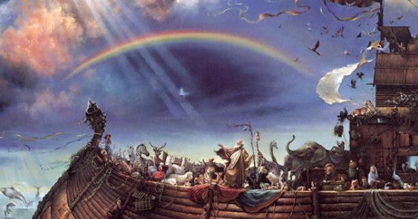 La signification de l'arc-en-ciel (Paracha Noa'h)