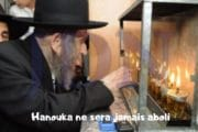 Hanouka ne sera jamais aboli - Halacha Yomit