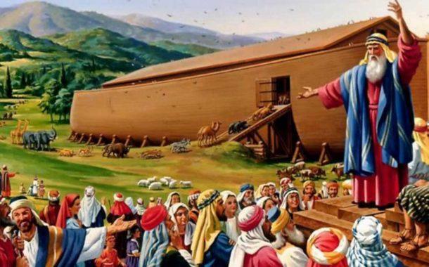 Avraham a eu la récompense des générations précédentes et pas Noa'h