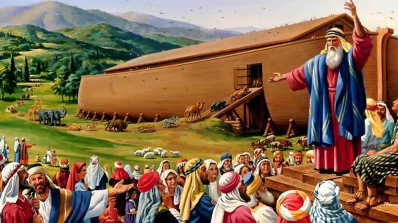 Pour quelle raison Avraham a-t-il mérité la récompense de toutes les générations qui l'ont précédé et pas Noa'h ? Réouven Carceles
