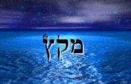Paracha de Mikets - 5777 - Yéhouda Moshé Charbit