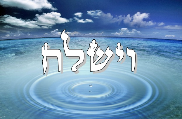 Zéra Chimchon - Parashat Vayshla'h - Darouch 1