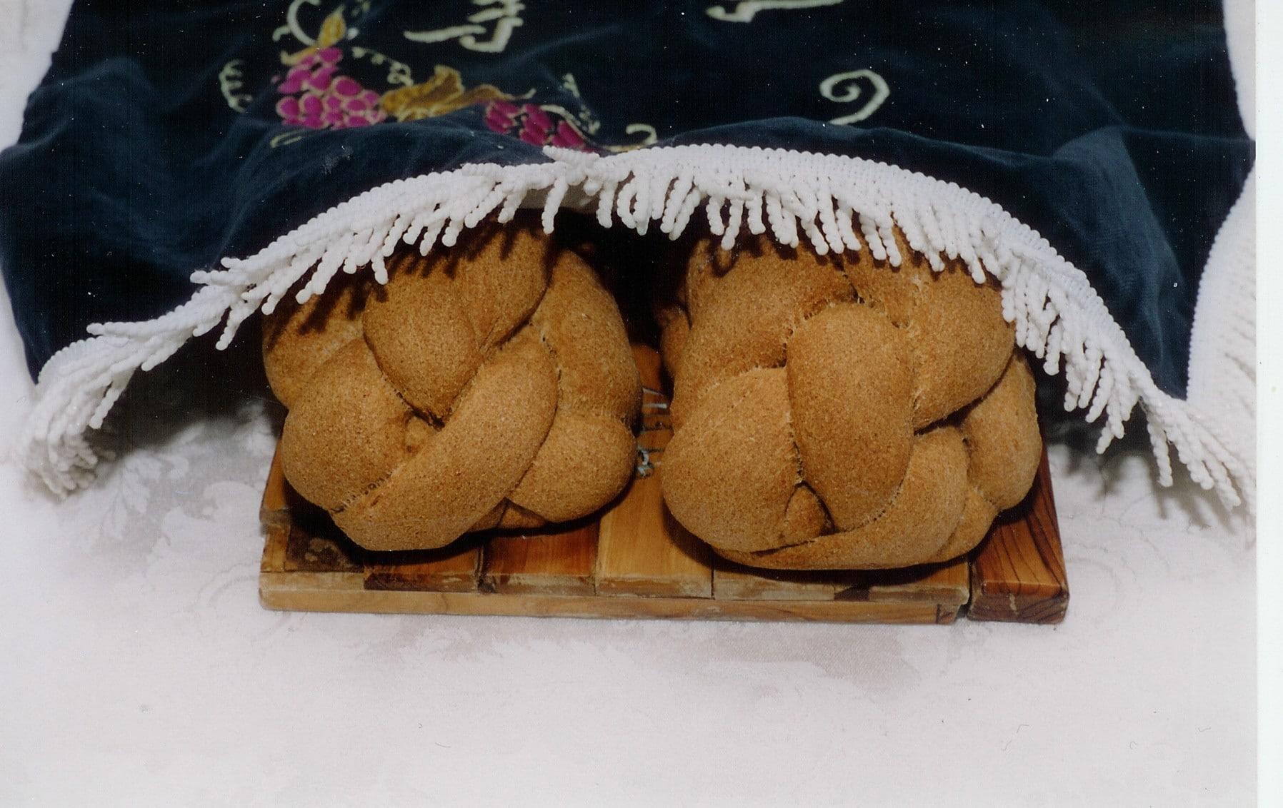 Les deux pains de Chabbat - « Le'hem Michné » - Halakha Yomit
