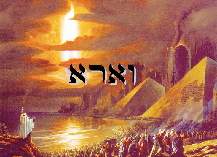 Divré Torah Parachat Vaéra - 5777 - Yéhouda Moshé Charbit