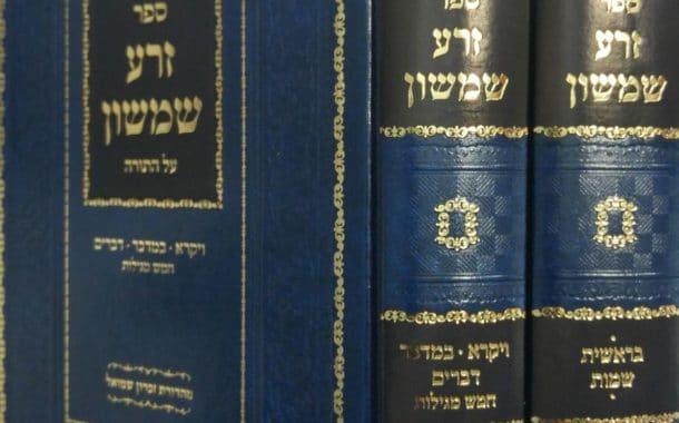 La colère de Yossef ? Zera Chimchon Parashat Vayéchev Droushim 2 & 8