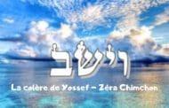 La colère de Yossef ? Zera Chimchon Paracha Vayéchev Droushim 2 & 8