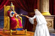La lecture de la Méguila d'EstherChapitre 8 :  Commentaires et éclairages.  Michel Baruch