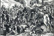 Parachat Houkat.  Mé Mériva II (eaux de la dispute) - Michel Baruch (audio)