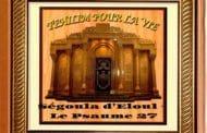 Ségoula du Psaume 27 pendant Eloul. Michel Baruch