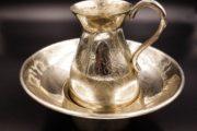 MaymA'haronim(Ablution des mains en fin de repas) - Rav David Pitoun