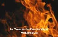 La Torah de feu Paracha Vay'hi - Michel Baruch (audio)