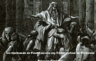La réprimande de Yossef envers ses frères, moteur de Téchouva.
