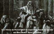 Les frères de Yossef sont ils soumis à la Torah ou aux lois des Bné Noah ?