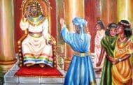 La confiance aveugle de Pharaon envers Yossef. Paracha Mikets