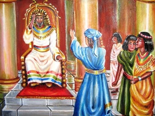 Les rêves de Pharaon - Zera Chimchon sur la Paracha Mikets  Darouch 6 - Michel Baroukh