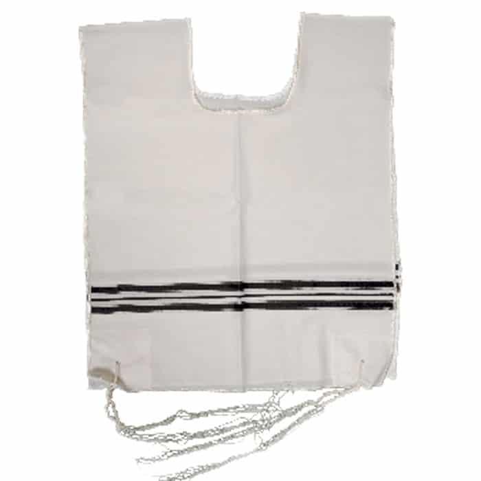 Talit Katan en laine ou en coton ? Rav David Pitoun