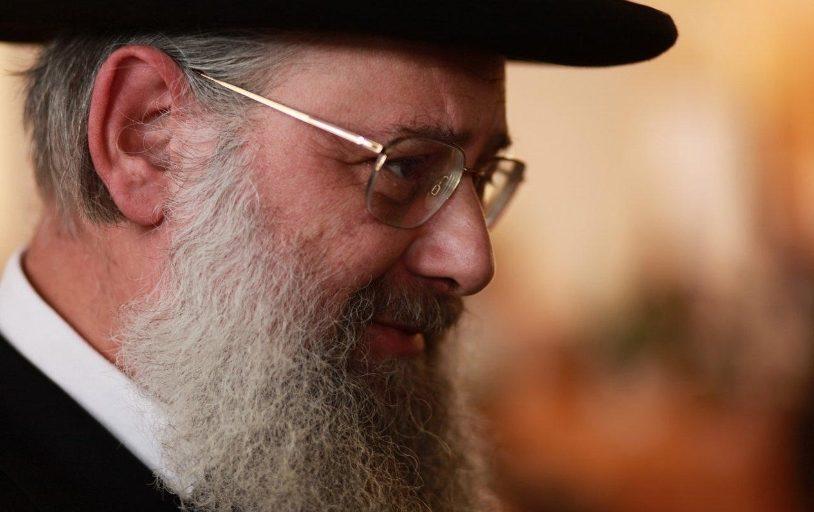 Hommage à Rav Rozenberg (Sms Torah)