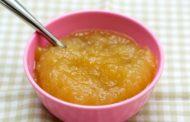 Se laver les mains lorsqu'on mange de la compote de fruits. Yalkout Yossef Ch. 158
