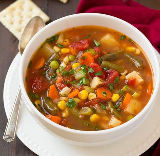 Se laver les mains lorsqu'on trempe un aliment. 10.Légumes dans une soupe ou du riz. Yalkout Yossef Ch. 158 (seconde partie) §12 - Yéhouda Berros