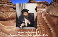 A quel rocher parler ? Rav Yoshiahou Pinto