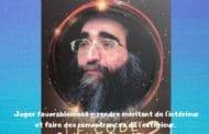 Juger favorablement. Rav Yoshiahou Yossef Pinto
