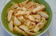Salade d'artichauts pour Chabbat - Par Lilly