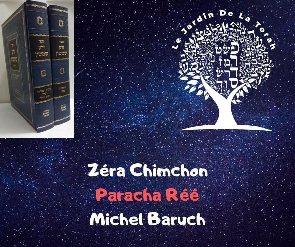 Zéra Chimchon Paracha Réé. Le Maasser: une mise à l'épreuve d'Hachem