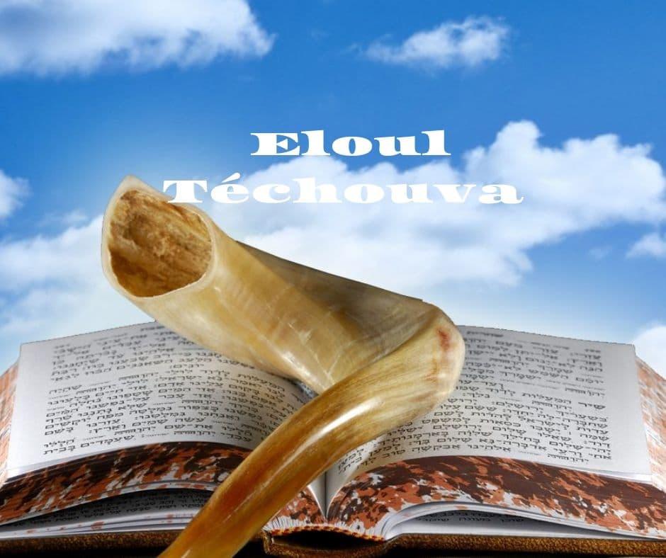 Eloul Téchouva – Etude – Prière. Réparation et Renaissance !