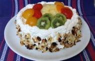 Consommation de gâteaux et de fruits.Yalkout Yossef Ch. 168 §14-15